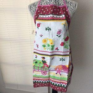 Apron Cotton Folk Made Ukraine